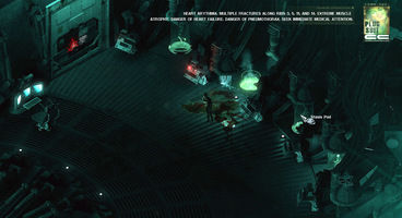 2D isometric sc-fi adventure Stasis passes Kickstarter goal, 4 days remain