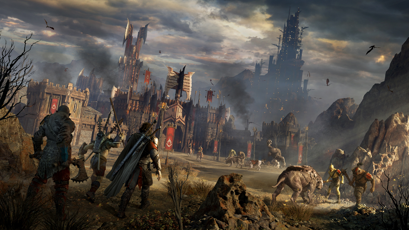 Middle-Earth: Shadow of War - How To Reduce Steam Install