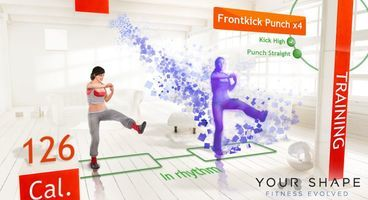 New Your Shape Fitness Evolved DLC available