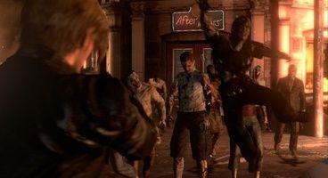 Capcom reveals 3 new multiplayer modes for Resident Evil 6