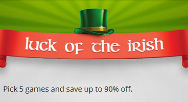 GOG.com running 'Luck of the Irish' sale, regional pricing plan scrapped