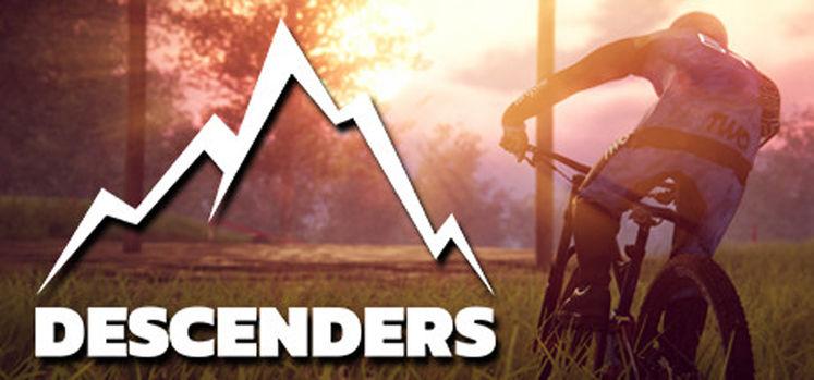 Descenders Stream at 16:00 GMT/08:00 PT/11:00 ET Friday!