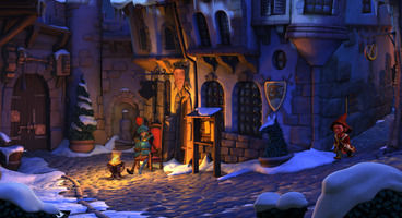 The Book of Unwritten Tales 2 announced by Nordic, Kickstarter begins