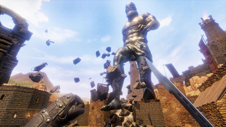 Conan Exiles From Early Access, Releases For Xbox One And PS4 on 8th May