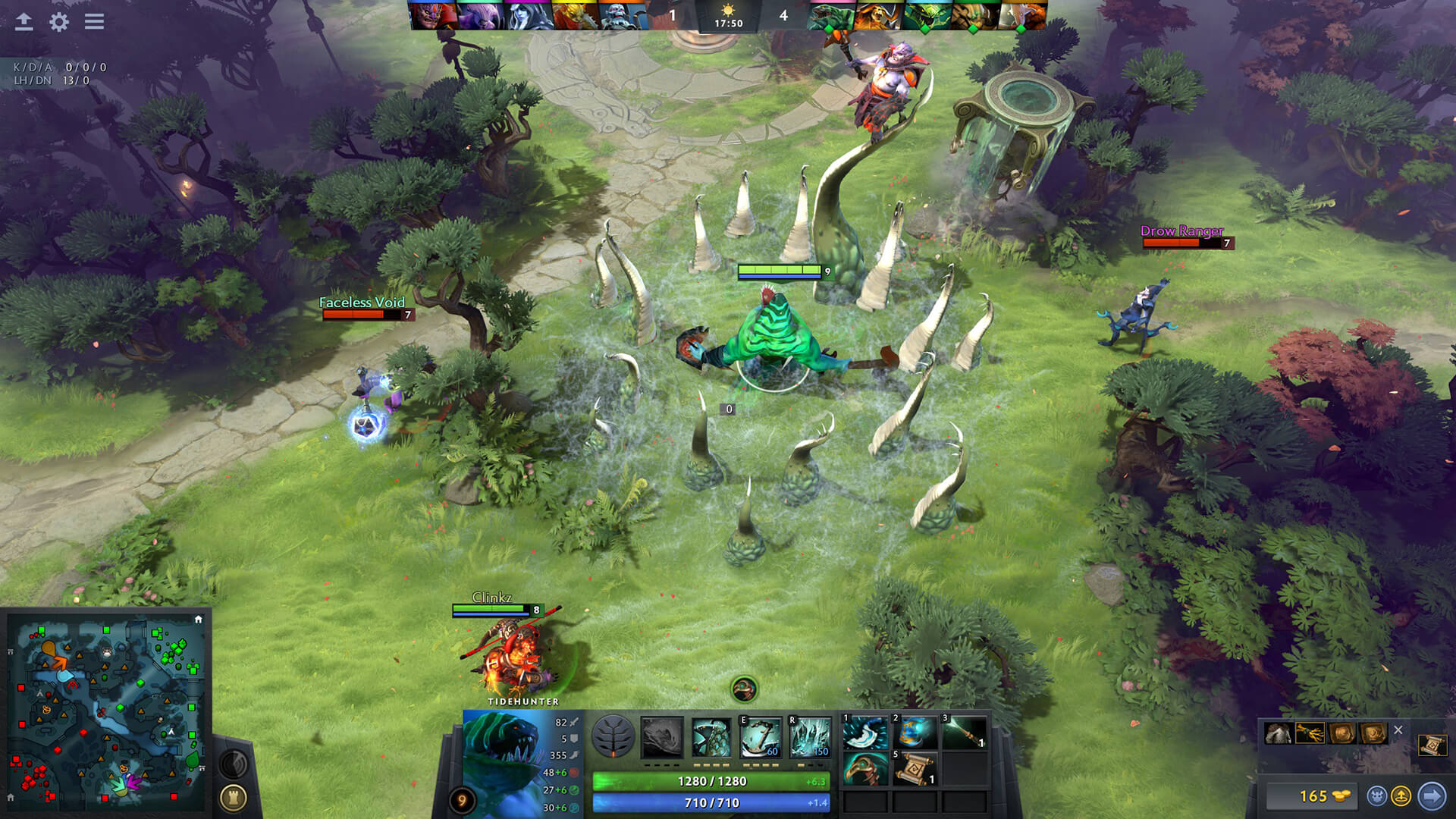 Dota 2 Patch Notes Update 7 23a Gamewatcher