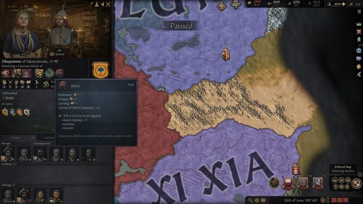 Crusader Kings 3 Witch Coven Guide