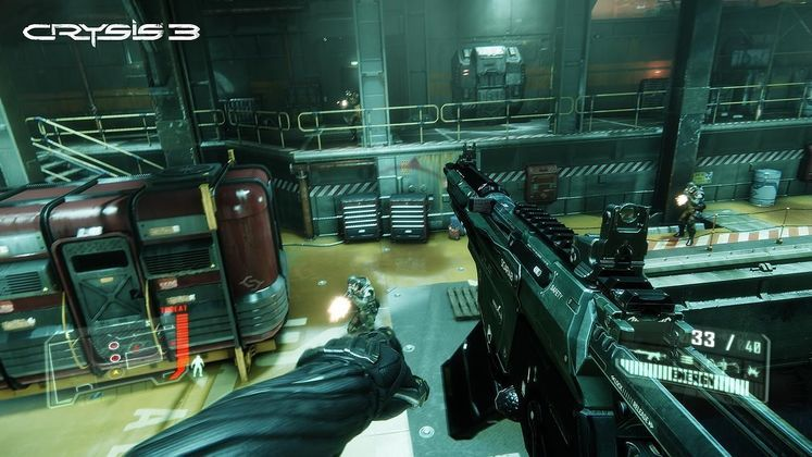 UK Games Chart: Crysis 3 makes it two weeks at the top