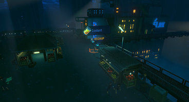 Cyberpunk Story-Based Exploration Title Cloudpunk Launching Later This Year