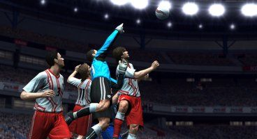 Konami announces PES 2009 for PS3, Xbox 360 and PC