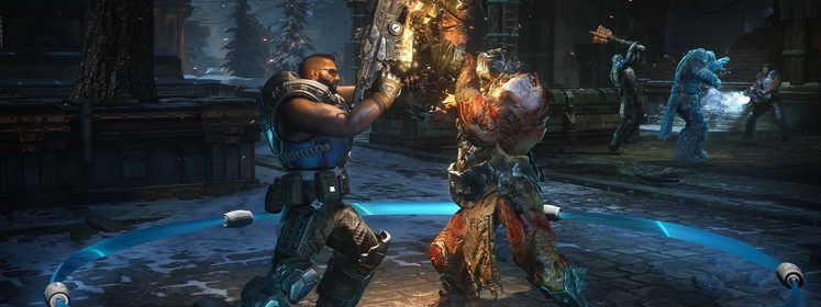 Gears 5 Patch Notes - September 12 Update Addresses Stability and Network Performance