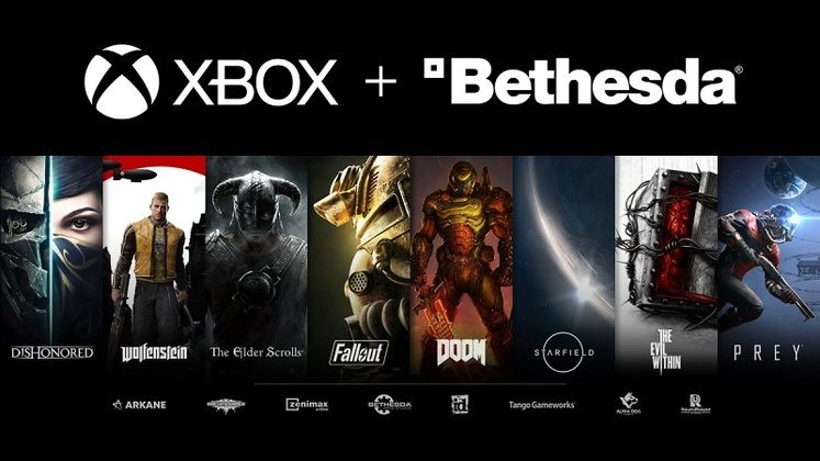 Xbox Acquires Bethesda Parent Company ZeniMax Media; Doom, Elder Scrolls Headed to Game Pass