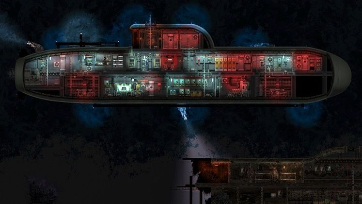 Barotrauma's New Frontiers Update Overhauls Campaign, Adds Outposts and More