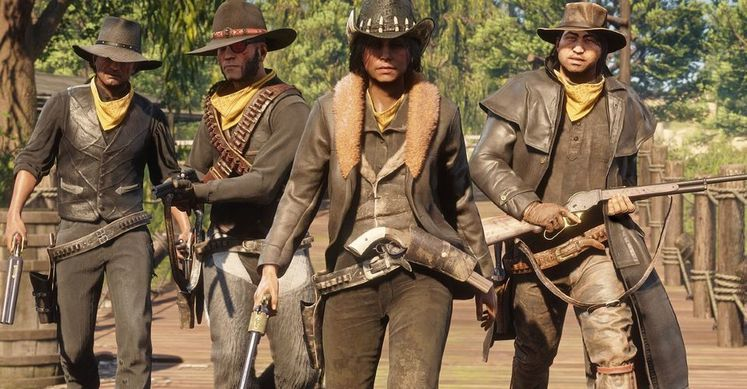 Red Dead Online Succulent Fish Meat Locations Guide