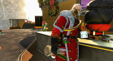 Apex Legends Christmas Holo-Day Bash Event Start Times - Santa Claus Skins and Holiday Collections