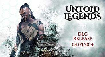 Daedalic reveal DLC Untold Legends out March 4th for Blackguards