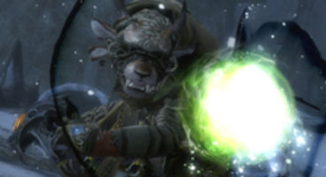 ArenaNet unveils necromancer for Guild Wars 2, can 'leave body'