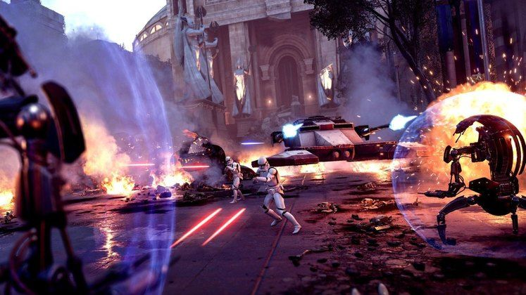 Star Wars Battlefront 2 Co-op mode will be out this month