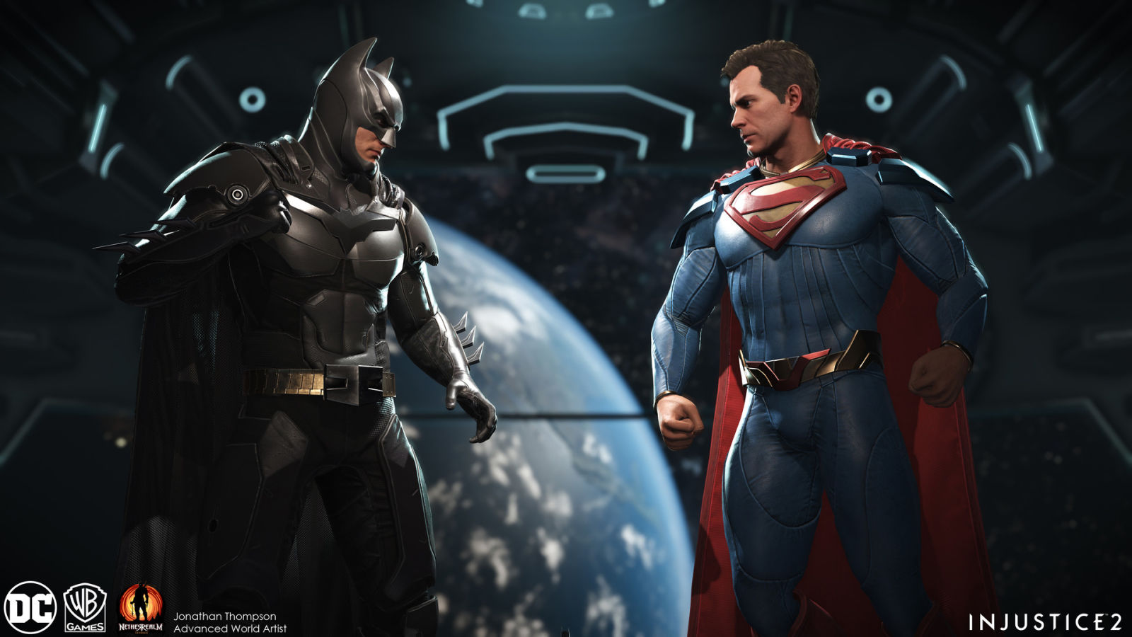 Injustice 2 On Pc Could Share A Release Date With The Justice Leagu Ps4 Region 3 League Movie