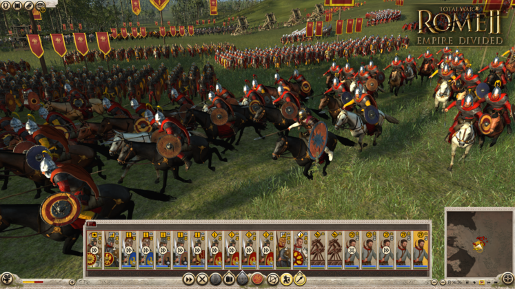 All The Details on Total War: Rome II - Empire Divided, Out November 30 <UPDATE: Out Now, and You Can Get Rome II For 66% Off or Free DLC!>
