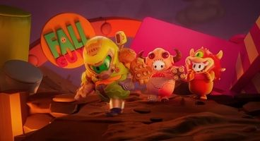 Fall Guys Gets Doom Costumes Next Week So You Can Play As A Cute Cacodemon