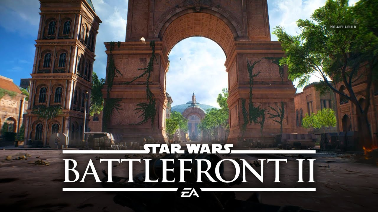 Is This The Complete List Of Star Wars Battlefront 2 Galactic Assault Maps