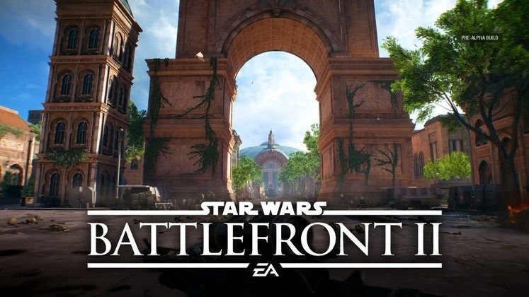 Is This The Complete List Of Star Wars Battlefront 2 Galactic Assault Maps?