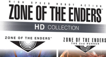 Konami: Zone of the Enders HD Collection to feature Metal Gear Rising demo