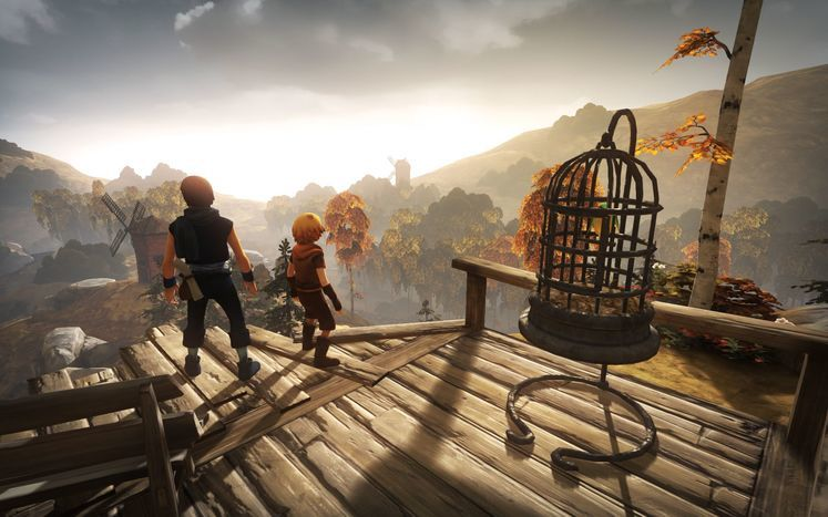 Brothers: A Tale of Two Sons creator Josef Fares stops work on his next movie to focus on games