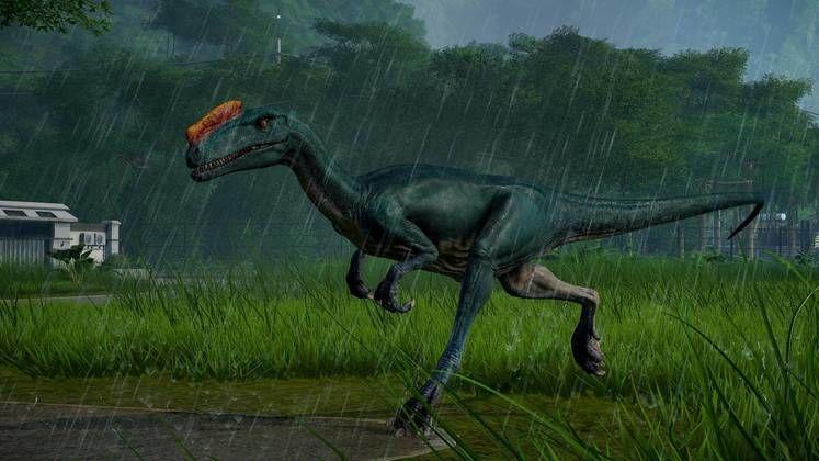 Jurassic World Evolution Carnivore Dinosaur Pack Detailed