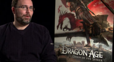 Cassandra stars in animated film 'Dragon Age: Dawn of the Seeker'