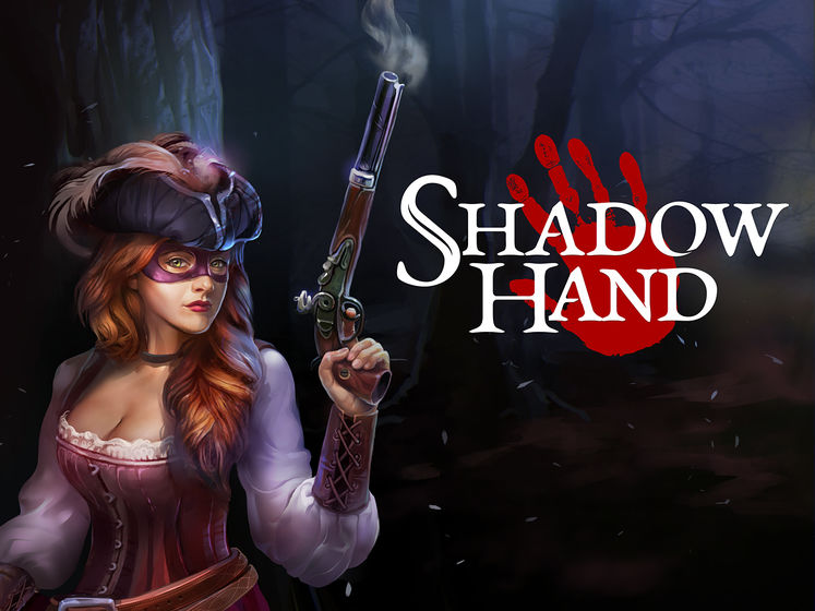 XVIII Century Card-Adventure Game Shadowhand Gets A Release Date