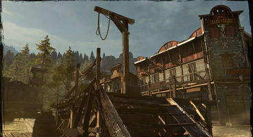 Ubisoft announces Call of Juarez: The Gunslinger for 2013