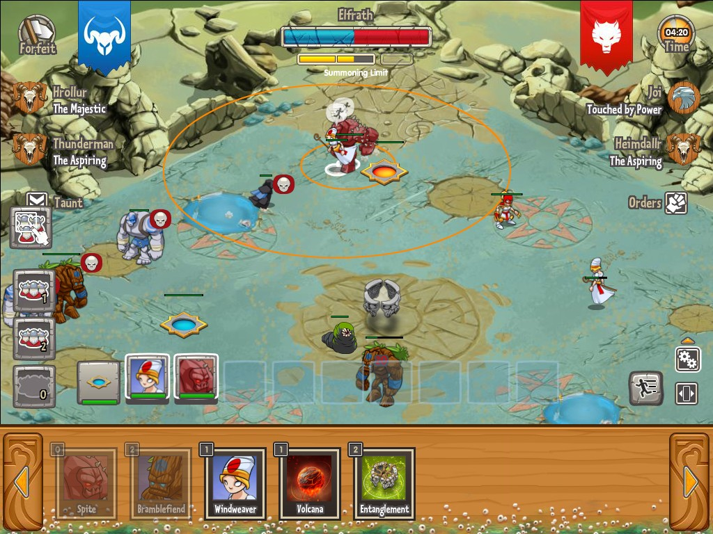 Sega launches free-to-play browser game Godsrule: War of
