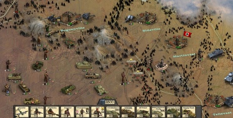 Slitherine announces Frontline: The Longest Day, now accepting Beta applications
