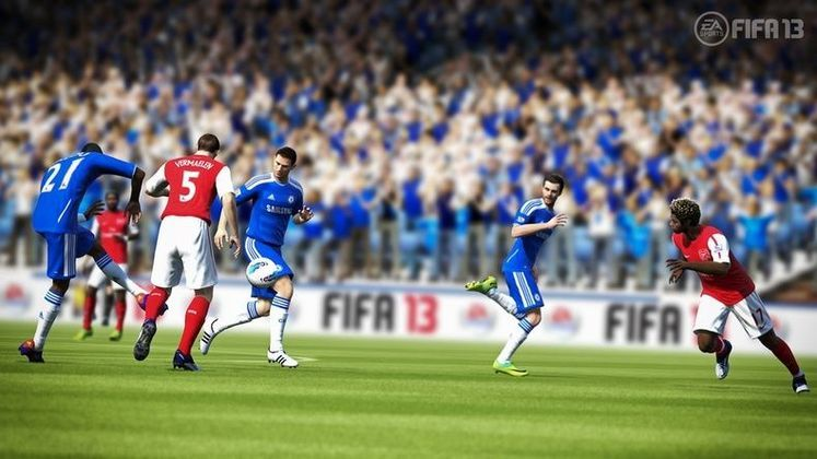 FIFA 13 sells 4.5M units in 5 days