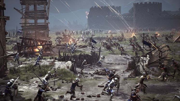 Chivalry 2 Matchmaking Failed Error - Here's What It Means