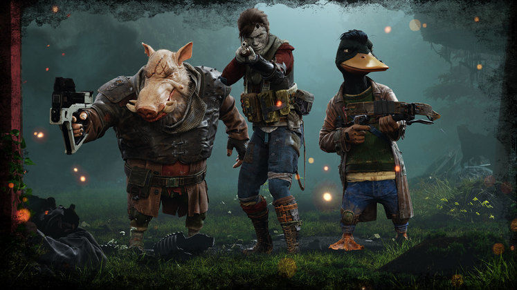 Mutant Year Zero: Road to Eden Release Times - When will it be released on Steam?