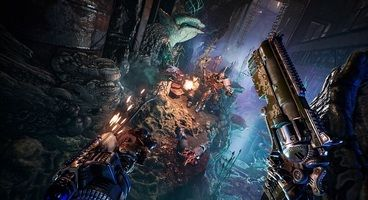 Necromunda: Hired Gun Officially Revealed As Streum On Studio's Next Single Player FPS, Pre-Orders Live