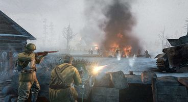 Company of Heroes 2 Free to Download and Keep This Weekend as Franchise Sale Begins
