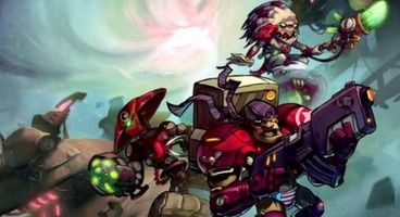 New Awesomenauts Starstorm Expansion releases on Thursday
