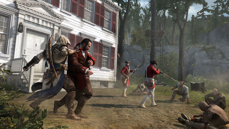 UK Chart: Assassin's Creed 3 sneaks into top spot