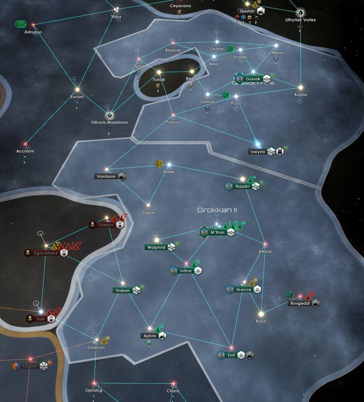 Stellaris How to Create Sectors - 2.3 Wolfe Update