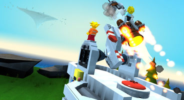 LEGO Universe going free-to-play in August