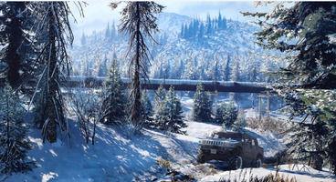 SnowRunner Hummer H2 Location Guide