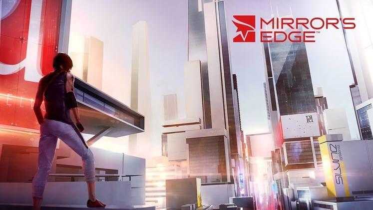 Mirror's Edge 2 concept art basically confirms parkour sequel will be at E3 2014
