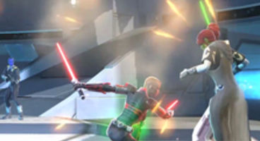 All publishing duties for Star Wars The Old Republic
