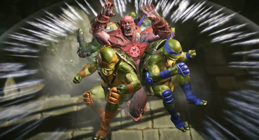 Teenage Mutant Ninja Turtles Injustice 2 Gameplay Revealed