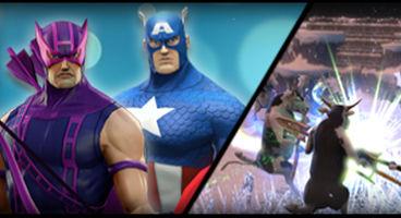 Marvel Heroes update 2.14 includes new Bovineheim Zone, Cosmic Terminals