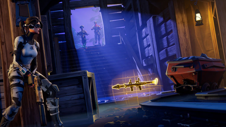 Fortnite Week 5 Challenges - Follow the Treasure Map Found in Greasy Grove Guide
