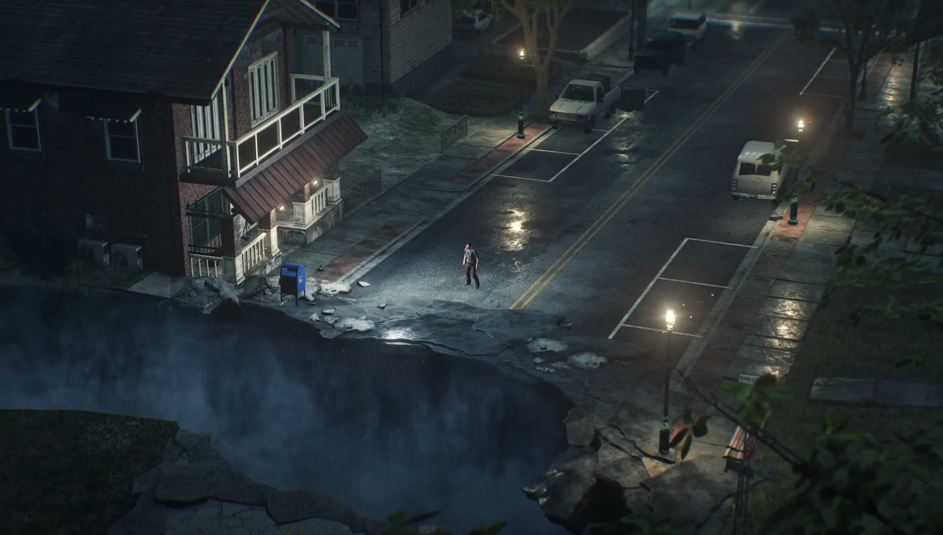 How Silent Hill Influenced The Evil Within 2 S Town Of Gamewatcher